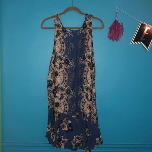Intimately Free People Hippie Dress